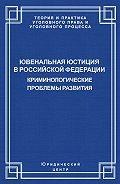 Коллектив Авторов -Ювенальная юстиция в Российской Федерации. Криминологические проблемы развития