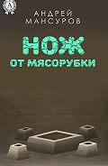 Андрей Мансуров -Нож от мясорубки
