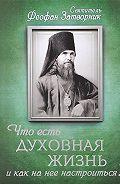 Святитель Феофан Затворник - Что есть духовная жизнь и как на нее настроиться? Письма