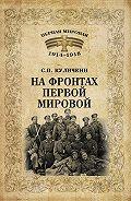 Сергей Куличкин -На фронтах Первой мировой