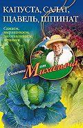 Николай Звонарев -Капуста, салат, щавель, шпинат. Сажаем, выращиваем, заготавливаем, лечимся