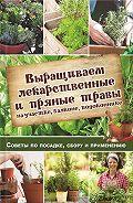 Наталия Костина-Кассанелли -Выращиваем лекарственные и пряные травы на участке, балконе, подоконнике. Советы по посадке, сбору и применению