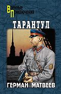 Герман Матвеев - Тарантул