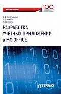 Ильдар Бикмухаметов -Разработка учетных приложений в MS Office