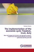 Николай Камзин -The implementation of the economic cycle: freedom, trust, duty