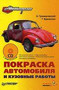 Георгий Бранихин -Покраска автомобиля и кузовные работы