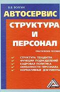 Владислав Волгин - Автосервис. Структура и персонал: Практическое пособие