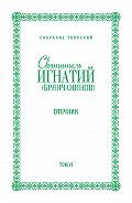 Святитель Игнатий Брянчанинов - Собрание творений. Том VI. Отечник