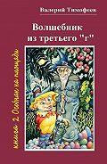 Валерий Тимофеев -Волшебник изтретьего «г». Книга 2. Особняк наплощади