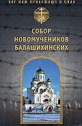 игумен Дамаскин (Орловский) - Собор новомучеников Балашихинских