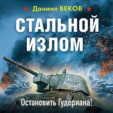 Даниил Веков - Стальной излом. Остановить Гудериана!