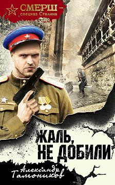 Александр Тамоников - Жаль, не добили