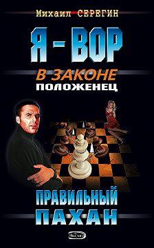 Михаил Серегин - Правильный пахан