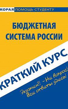 В. Свищева - Бюджетная система России. Краткий курс