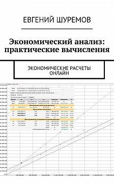 Евгений Шуремов - Экономический анализ: практические вычисления. Экономические расчеты онлайн