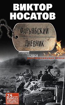 Виктор Носатов - Фарьябский дневник