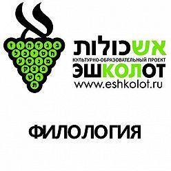Александра Полян - Обсценная лексика в иврите