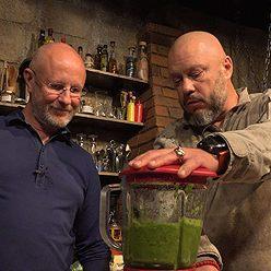 Дмитрий Пучков - Андрей Кочергин готовит вкусный салат и питательный суп