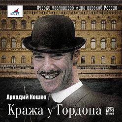 Аркадий Кошко - Кража у Гордона