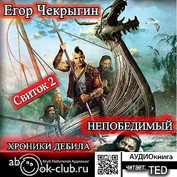 Егор Чекрыгин - Хроники Дебила. Свиток 2. Непобедимый