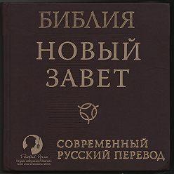 Неустановленный автор - Библия: Новый Завет Современный перевод РБО