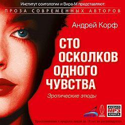 Андрей Корф - Сто осколков одного чувства. Эротические этюды