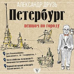 Александр Друзь - Петербург: пешком по городу