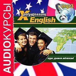 Илья Чудаков - Аудиокурс «X-Polyglossum English. Курс уровня Advanced»