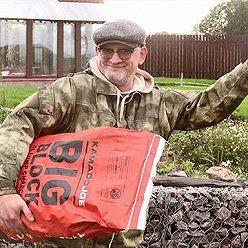 Дмитрий Пучков - Kamado Joe: Уголь Big Block