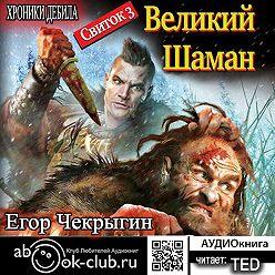 Егор Чекрыгин - Хроники Дебила. Свиток 3. Великий Шаман