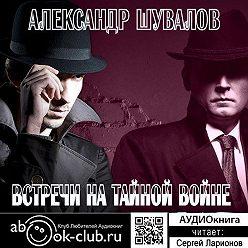 Александр Шувалов - Встречи на тайной войне
