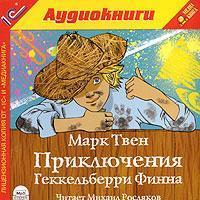 Марк Твен - Приключения Гекельберри Финна