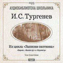 Иван Тургенев - Из записок охотника: Бирюк. Бежин луг. Бурмистр