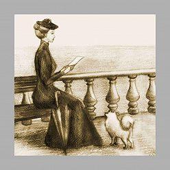 Anton Chekhov - Дама с собачкой. Аудиоспектакль