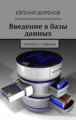 Евгений Шуремов - Введение вбазы данных. Коротко о главном