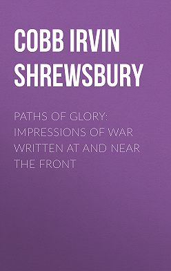 Irvin Cobb - Paths of Glory: Impressions of War Written at and Near the Front