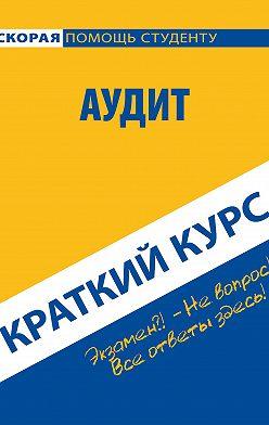 Коллектив авторов - Аудит. Краткий курс