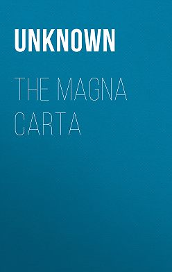 Unknown Unknown - The Magna Carta