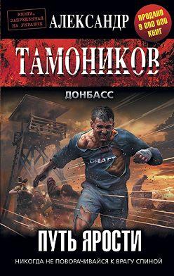 Александр Тамоников - Путь ярости