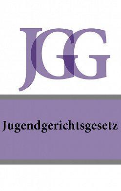 Österreich - Jugendgerichtsgesetz – JGG