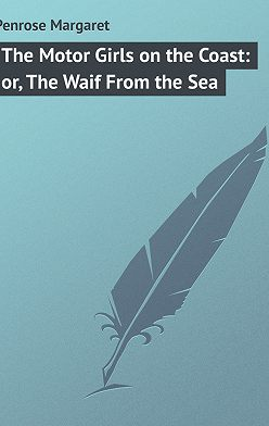 Margaret Penrose - The Motor Girls on the Coast: or, The Waif From the Sea