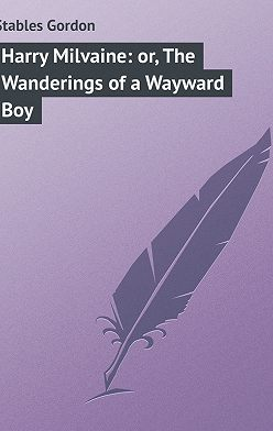 Gordon Stables - Harry Milvaine: or, The Wanderings of a Wayward Boy