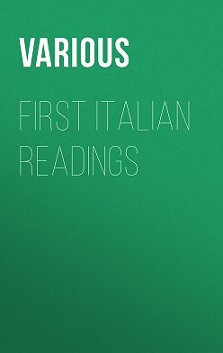 Various - First Italian Readings