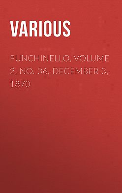 Various - Punchinello, Volume 2, No. 36, December 3, 1870