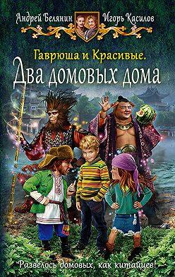 Андрей Белянин - Гаврюша и Красивые. Два домовых дома
