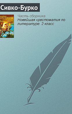 Unidentified author - Сивко-Бурко