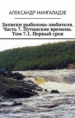 Александр Намгаладзе - Записки рыболова-любителя. Часть 7. Путинские времена. Том 7.1. Первый срок