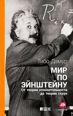 Тибо Дамур - Мир по Эйнштейну. От теории относительности до теории струн
