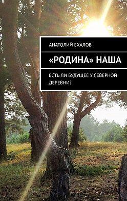 Анатолий Ехалов - «Родина» наша. Естьли будущее усеверной деревни?
