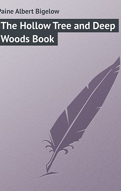 Albert Paine - The Hollow Tree and Deep Woods Book